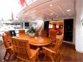 Magic Dream - Aft Deck Al Fresco Dining